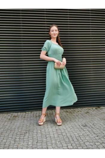 "Sukienka ""hiszpanka ""zielona"